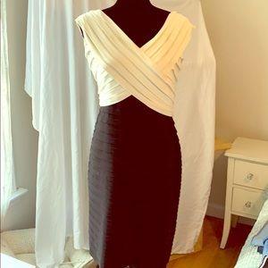 ADRIANNA PAPEL DRESS S 12